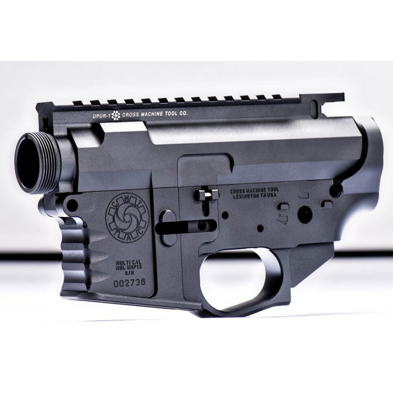 CMT TACTICAL AR 15 BILLET RECEIVER SET