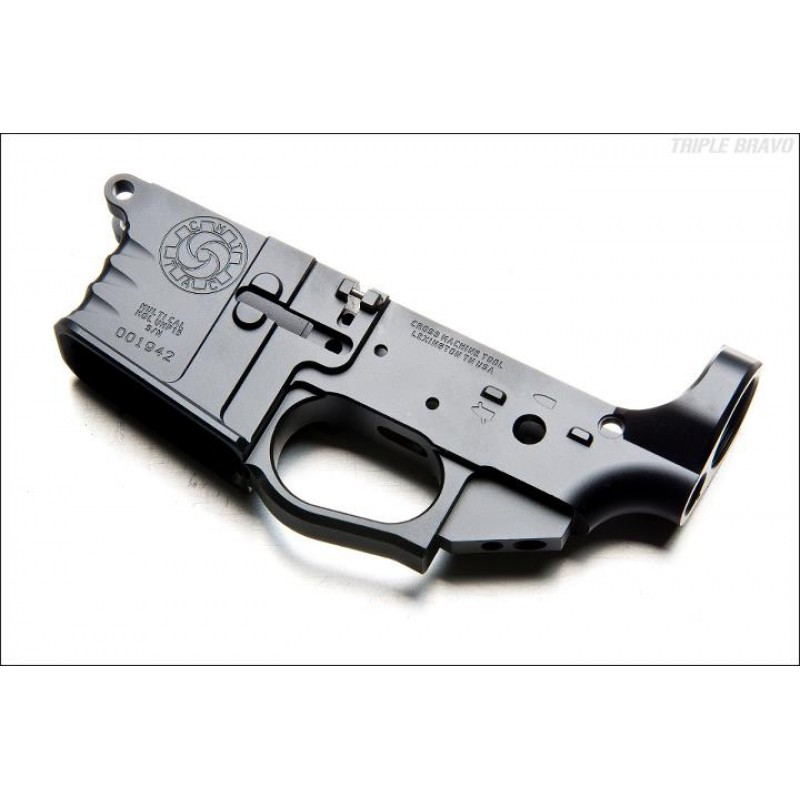 CMT TACTICAL GEN 2 UHP 15 BILLET LOWER RECEIVER