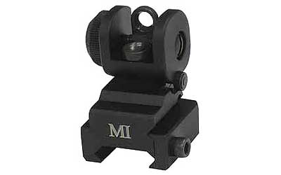 MIDWEST REAR FLIP UP SIGHT AR SERIES