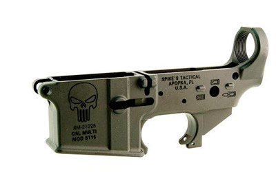 SPIKE'S STRIPPED LOWER PUNISHER
