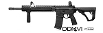 Daniel Defense M4 Carbine, V1 with New DD Furniture