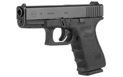 GLOCK 19 9MM COMPACT FS 10RD