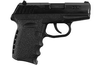 SCCY CPX-2 9MM 10RD BLK 3.1