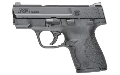 S&W SHIELD 9MM BL 7&8RD 3 DOT 10.5#