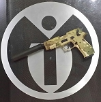 SIG MOSQUITO 22LR MULTICAM & HUNTERTOWN G22 - 2014 SUPPRESSOR COMPLETE PACKAGE