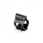 SLR RIFLEWORKS STAINLESS SENTRY 7 CLAMP ON PREMIUM ADJUSTABLE GAS BLOCK- MELONITE QPQ