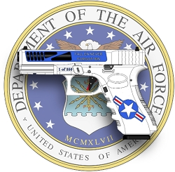 MASP Heroes Salute US AIR FORCE Glock 17