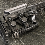 LUTH-AR MBA-3  Carbine Modular Buttstock Assembly
