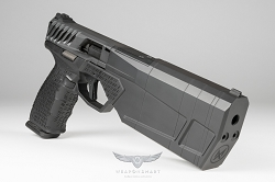 MAXIM 9 Integrally Suppressed Pistol