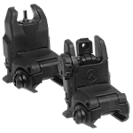 MAGPUL MBUS Gen 2 Flip Up Sight Set - Black