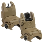 MAGPUL MBUS GEN 2 Flip Up Sight Set - Dark Earth