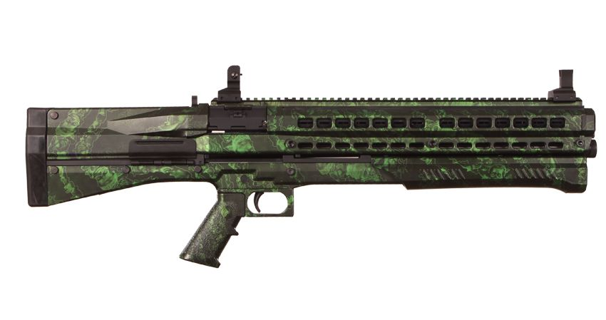UTS 15 Zombie Green