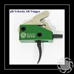 4lb. Velocity AR Curved Bow Trigger